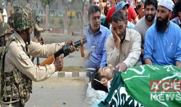 Student Succumbs to Pellet Injuries in Indian Occupied Kashmir