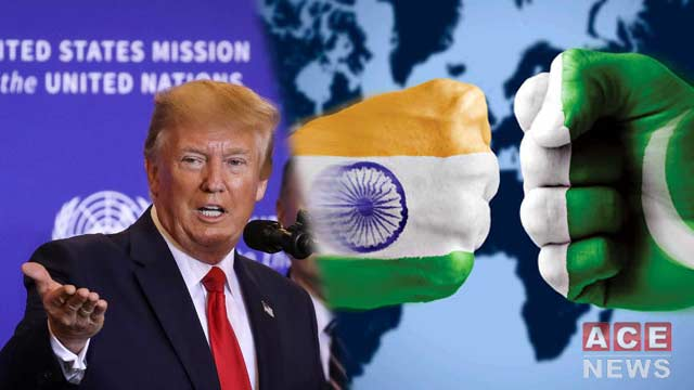 Trump Encourages Pakistan, India to 'Work It Out'