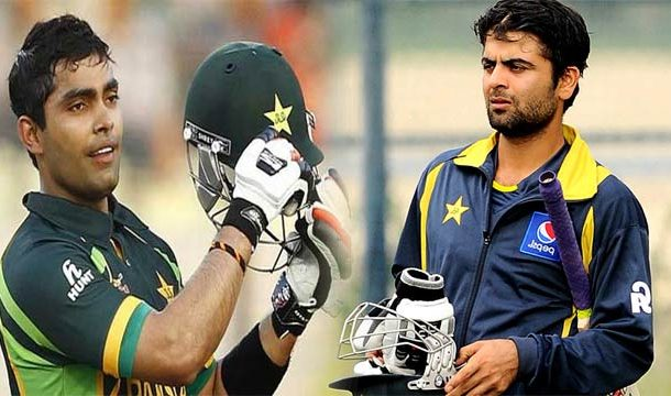 Akmal, Shehzad Named Among Probable Players For Sri Lanka Series