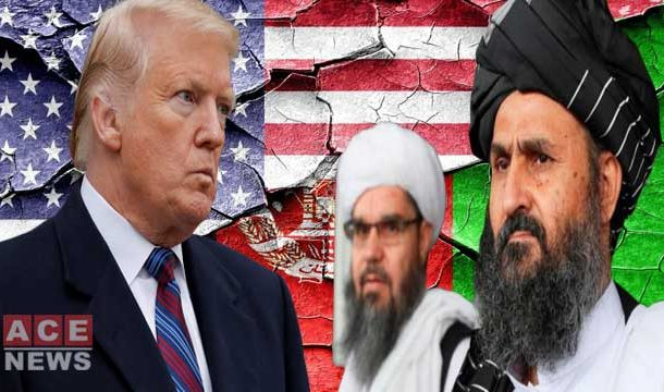 President Trump Abruptly Cancelled Secret Summit with Afghan Taliban