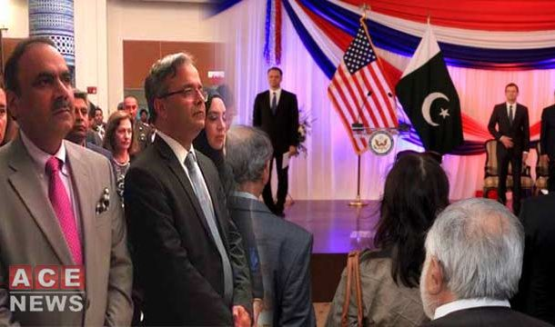 Pakistan's Embassy in Washington Holds Defence Day Ceremony