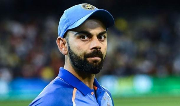 ICC Reprimands 'Kohli' For Inappropriate Physical Contact