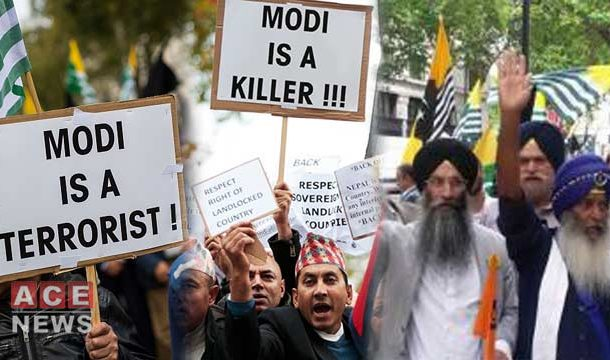 Thousands Planning Protest Against Modi's UNGA Speech