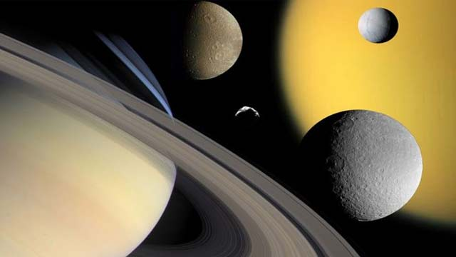 Astronomers Discovered 20 New Moons Around Saturn