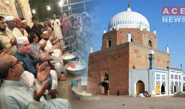 780th Urs Celebrations of Bahauddin Zakriya Begins