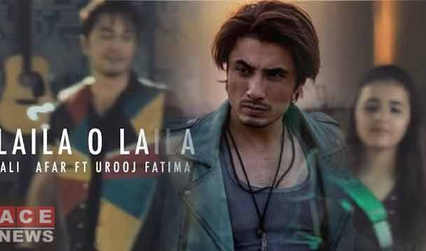 Ali Zafar Releases Duet with Balochi Girl