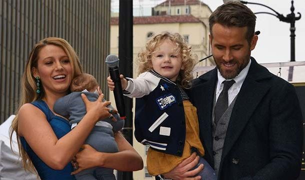 Blake Lively and Ryan Reynolds Welcomed their Third Child