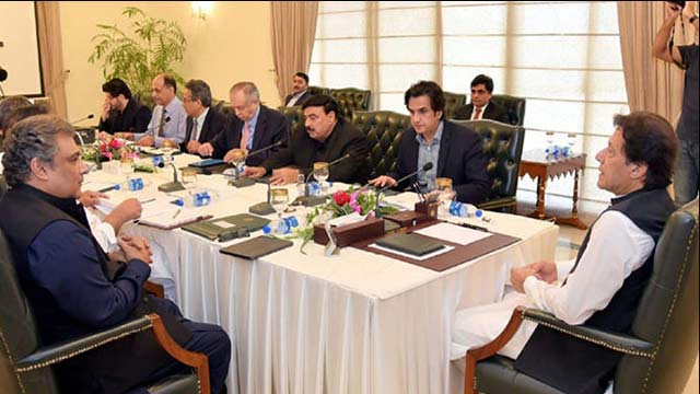 PM Imran Khan Chaired a Meeting to Review CPEC Projects