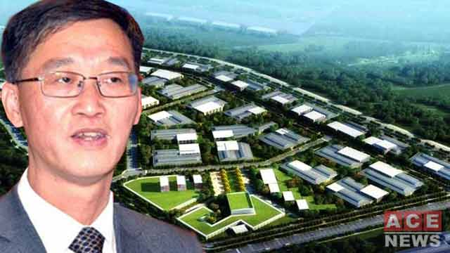 Chinese Companies Keen to Invest in Allama Iqbal Industrial City