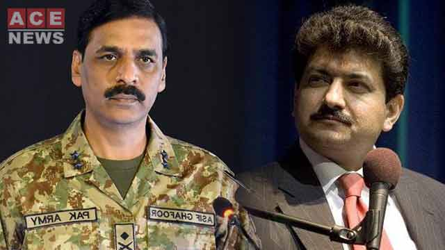 DG ISPR Challenges India to Takes Diplomats, Journalists to IoK