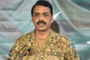 Indian High Commission Can't Stand with Its Army Chief: DG-ISPR