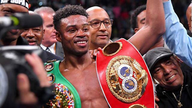 Boxing Champion Spence Seriously Injured in Car Accident