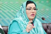 Foreign Companies Showing Interest for Investment in Pakistan: Dr. Firdous
