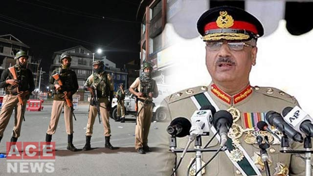 Pakistan Will Never Accept Illegal Annexation Of Kashmir: CJCSC
