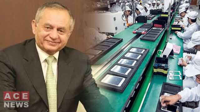 Govt Committed to Develop Pakistan-Based Cell Phone Manufacturing Industry: Dawood