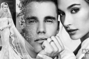 Hailey Bieber Shares Photos of Her Wedding Dress