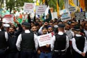 Kashmiris To Hold Anti-India Demo In London On Oct 27