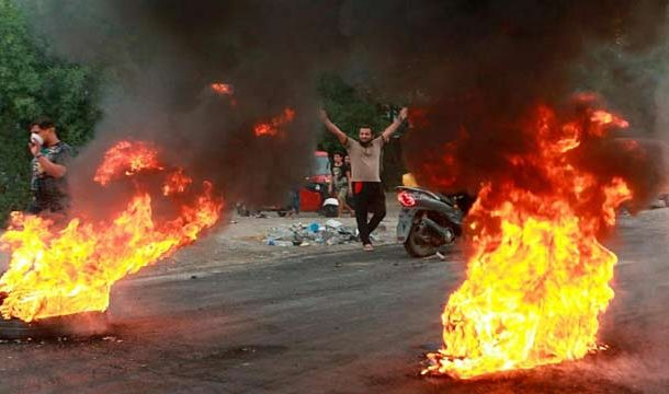 Iraqi Govt. Pledges New Reforms As More Than 100 Killed In Protests