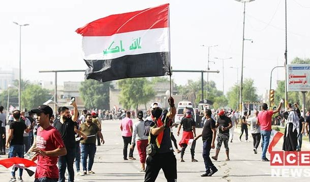 Universities Shutdown to Join Anti-Government Protests in Baghdad