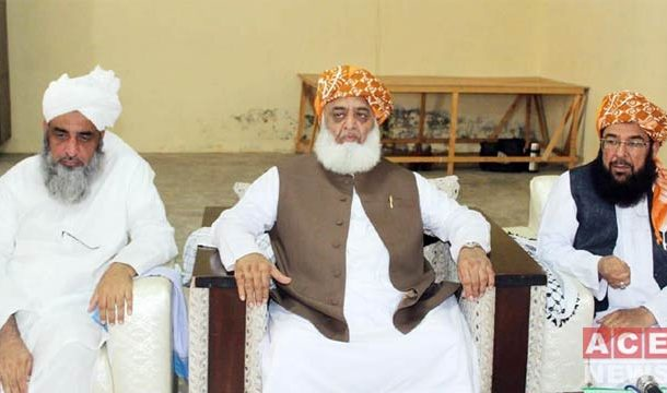 Maulana Fazl to Hold a Rally Near Islamabad H-9 Sector