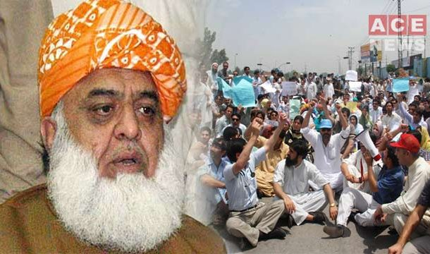KP Doctors Back Fazl, Announce To Join Azadi March