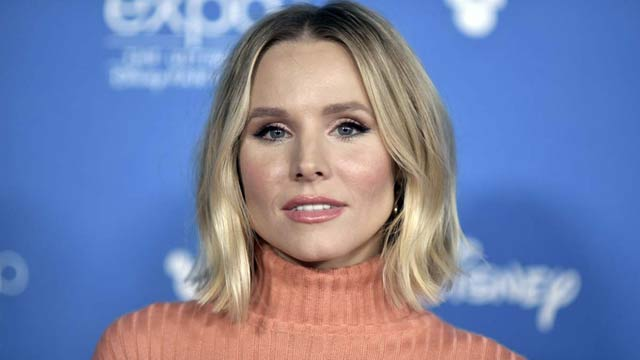 Kristen Bell Shares Struggle With Depression And Anxiety