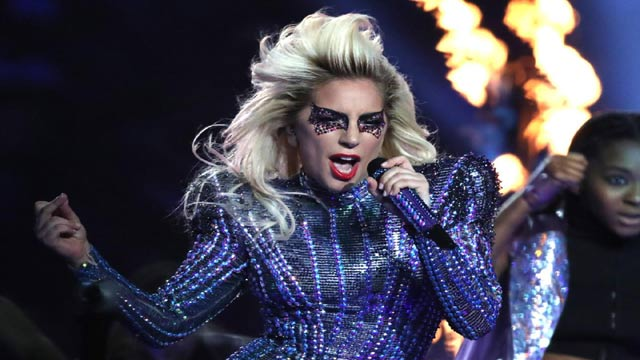 Lady Gaga Falls Off Stage With A Fan During Concert