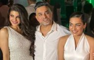 Meera Parties in Dubai with Jacqueline