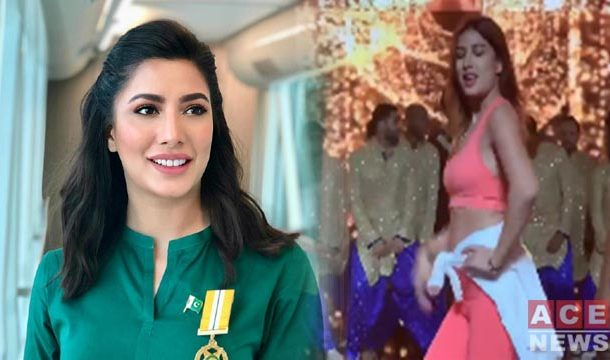 Mehwish Hayat's Viral Dance Video Sparks Controversy, Deets Inside
