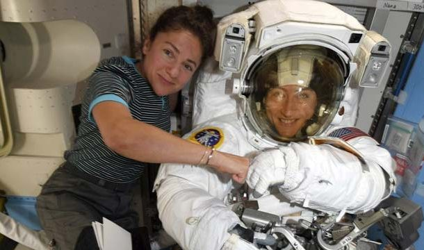 NASA Sets First All-Female Spacewalk Back on,After Embarrassing Cancellation of Suit-Size