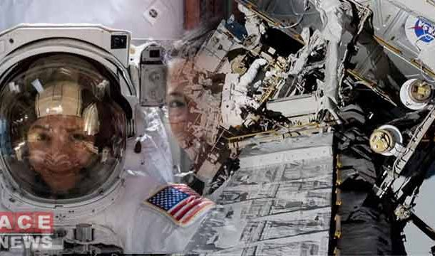 NASA Astronauts Complete First Ever All-Female Spacewalk