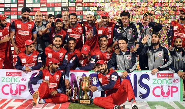 Northern Clinches National T20 Trophy