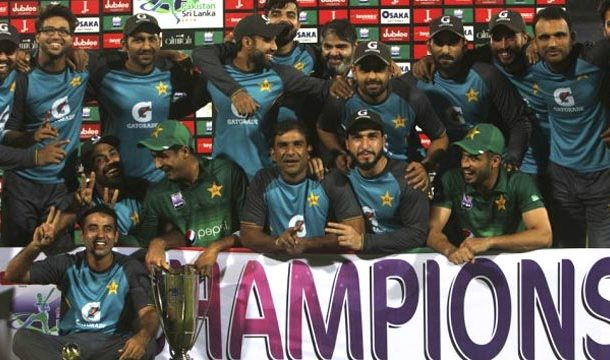 3rd ODI: Pakistan Clinches ODI Series Against Sri Lanka