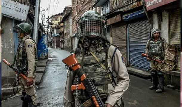 Strict Military Siege by India Continues in Occupied Kashmir on 79th day