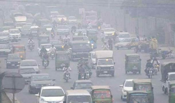 Punjab Highway Police Launched Smog Awareness Campaign