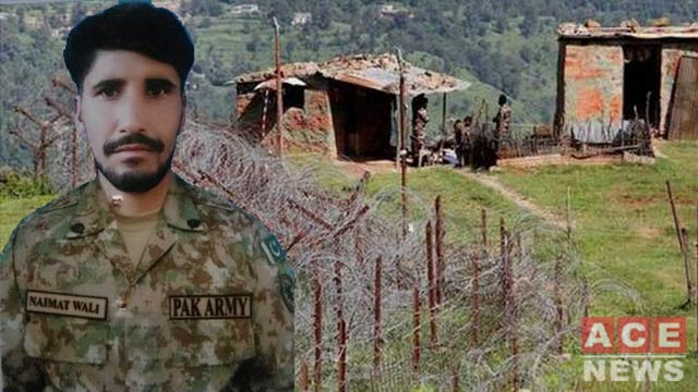 LOC: Pak Army Soldier Martyred in Indian Troops Firing