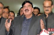 Face Saving Can Be Given To Maulana Fazl: Sheikh Rasheed