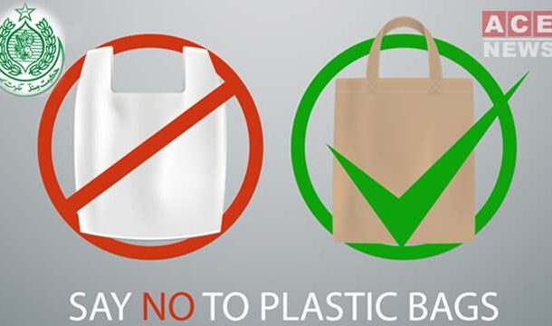 Sindh Government to Ban Plastic Bags from Today