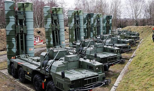 Turkey is in Talks with Russia to Buy More S-400 Missile