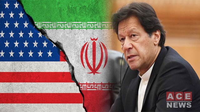PM Imran Hopeful For Improvement in US-Iran Ties