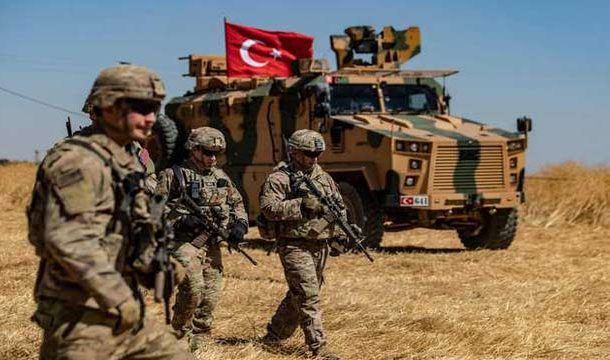 U.S. Withdraws Troops From Northeast Syria