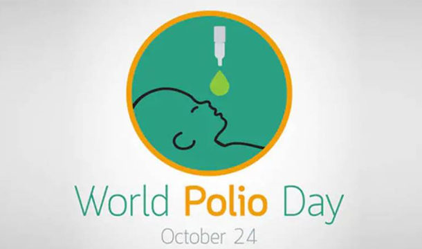 World Polio Day Being Observed Today