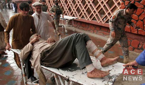 Over 60 Killed In Afghanistan Mosque Explosion