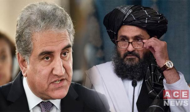 FM Qureshi Terms His Meeting With Taliban As Positive, Satisfactory