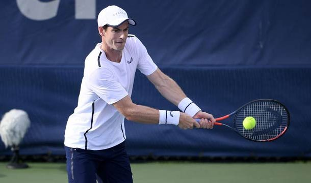 Andy Murray Sweeps Into Quarter-Finals At Antwerp