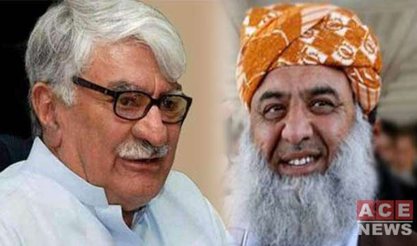 ANP Join Hands With JUI-F For Anti-Govt March