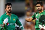 Sarfraz Out: Azhar Ali Takes Over In Tests, Babar Azam In T20Is