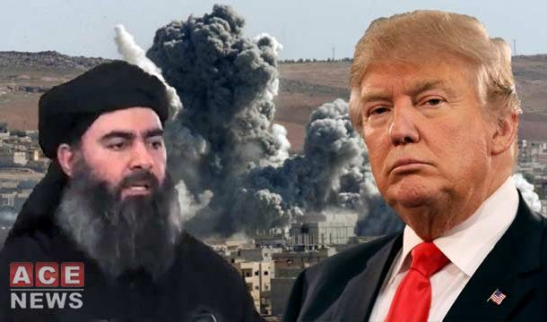 Trump Releases Photo Of Dog That Chased Baghdadi