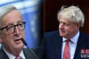 European Union Announces New Brexit Deal With UK