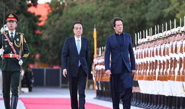 China Reaffirms Support To Pakistan In Defending Its Sovereignty